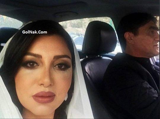 ازدواج سوم ناصر محمدخانی بازیکن پرسپولیس + عکس زن ناصر محمدخانی