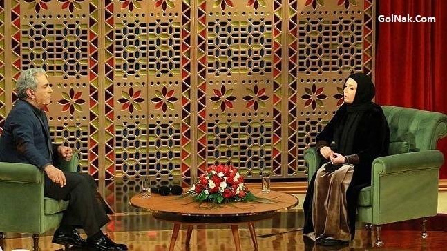 فیلم مصاحبه نیوشا ضیغمی در برنامه دورهمی مهران مدیری جمعه 1 دی 96