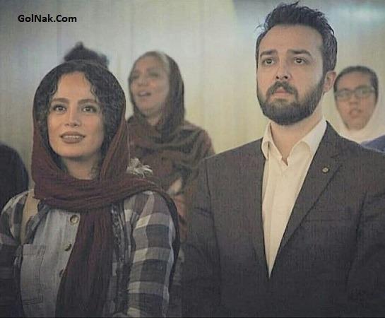 ازدواج محمودرضا قدیریان مجری با فرشته آلوسی بازیگر ارمغان تاریکی + عکس