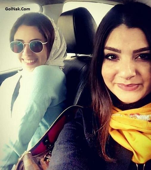 عکس نیلوفر رجایی فر دختر داعشی نقش الیزابت بازیگر سریال پایتخت 5