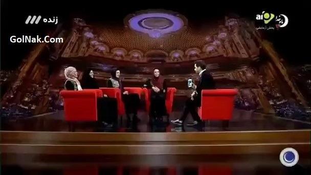 فیلم انتقاد احسان علیخانی از فیلترینگ تلگرام در برنامه ماه عسل 97
