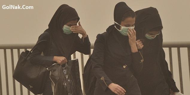 تعطیلی مدارس خوزستان به دلیل گرد و خاک شنبه 22 اردیبهشت 97