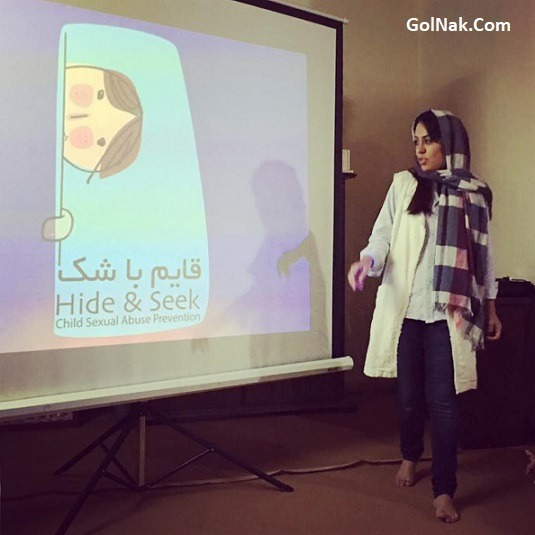 عکس یاسی اشکی مهمان برنامه ماه عسل و همسرش + بیوگرافی